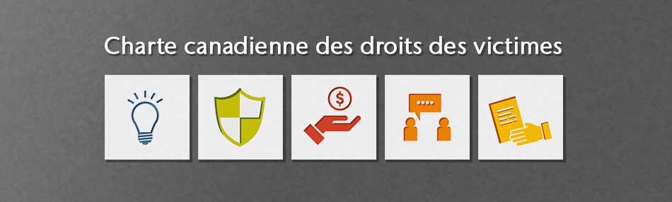 Charte canadienne des droits des victimes (CCDV)